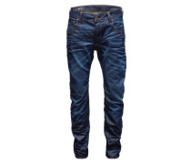 Jeans in Slim Fit 'Arc 3D' blau