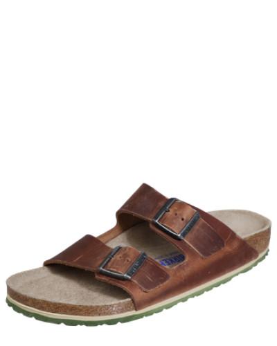 Sandale 'Arizona Pullup' braun