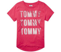 T-Shirt »Thdw CN T-Shirt S/S 18« rot