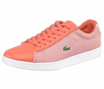 Sneaker 'Carnaby Evo' koralle / weiß