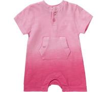 'Spieler mit Kängurutasche Organic Cotton' für Mädchen pink
