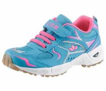 Sneaker 'Bob VS' hellblau / pink / weiß