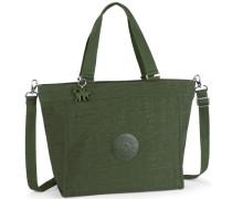 Basic New Shopper L Tasche 485 cm grün