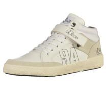 Sneaker beige / naturweiß