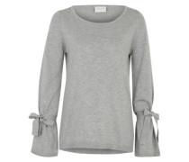 'VIElma' Pullover hellgrau