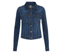 Jeansjacke 'Slim Rider' blue denim