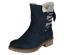Stiefel mit Fleece-Futter dunkelblau