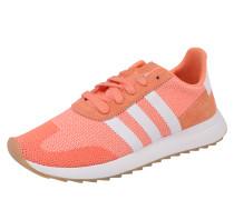 Sneaker 'runner' koralle