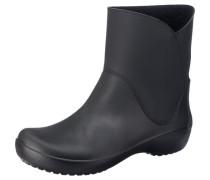Rainfloe Stiefel schwarz