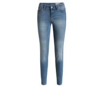 Jeans mit Skinny Fit blau