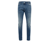 Jeans 'skinny Lightblue' blue denim