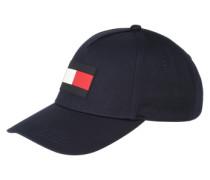 Kappe 'flag' navy / rot