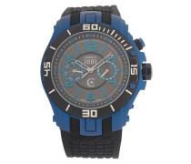 Armbanduhr 'cra070W222H' schwarz
