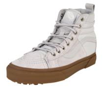 Sneaker High hellgrau