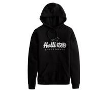 Sweatshirt 'tech Core' schwarz / weiß