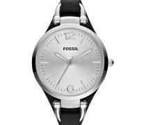 Armbanduhr »Georgia« schwarz