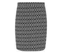 Taillenrock schwarz / weiß