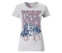 """T-Shirt """"Wonder Woman"""" grau"""
