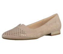 Slipper beige / nude
