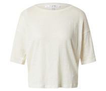Shirt 'Ecora' weiß