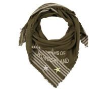 Schal 'Wonderland' khaki