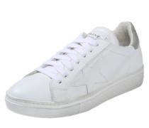 Sneaker mit Stern weiß