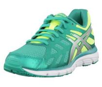 Gel-Zaraca Sportschuhe gelb / grün