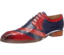 'Ricky 8' Business Schuhe blau / rot