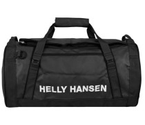 Duffle Bag 2 Reisetasche 50L 60 cm schwarz / weiß