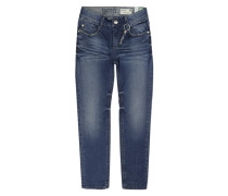 Hose Jeans tight fit MID blau