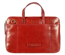 'Plume Luxe Donna' Handtasche rot