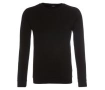 Sweatshirt 'Ante' schwarz
