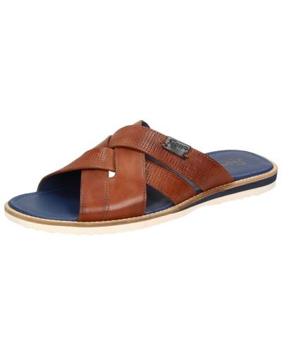 Sandale 'Milito-700' rostbraun