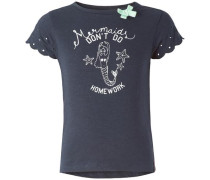 T-shirt Escanaba blau