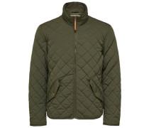 Leichte Jacke grün
