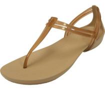 Sandaletten 'Isabella' bronze
