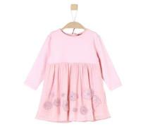 Festtagskleid rosa / silber