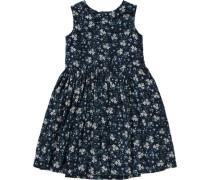 Kinder Jerseykleid dunkelblau