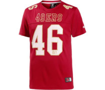 Athletic San Francisco 49ers Fanshirt rot