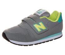 Kv373-Z5Y-M Sneaker Kinder grau