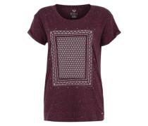 T-Shirt 'Stellar Door' lila