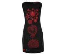 Kleid 'Scarlet' schwarz
