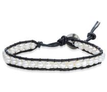 Armband schwarz / weiß