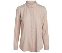 Langärmeliges Hemd pink