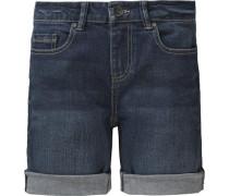 Jeansshorts für Jungen dunkelblau