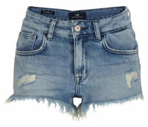 Jeansshorts 'pamela' blue denim