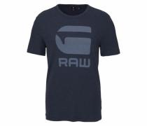 'Drillion' T-Shirt navy