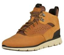 Sneaker cognac / hellbraun