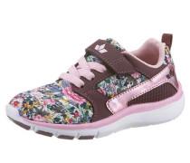 -Sneaker altrosa / bordeaux