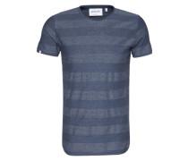 T-Shirt 'Chai' blau